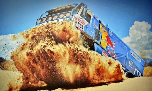 Самые быстрые грузовики в мире