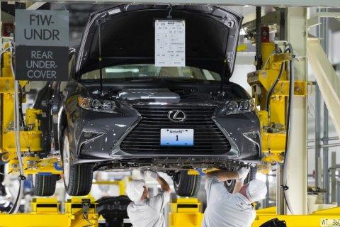 Lexus получил «прописку» в